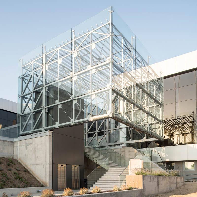 TE4 Edificio de oficinas, San Sebastián de los Reyes